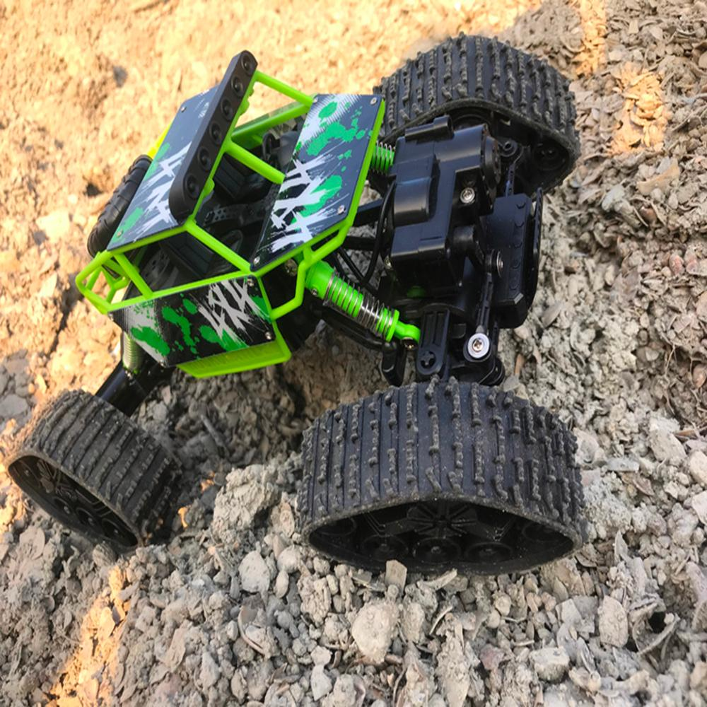 Image 5 - 4WD 2.4Ghz Remote Control Car Snowfield Rock Crawler Car-in RC Cars from Toys & Hobbies