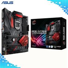 Asus ROG STRIX Z370-H GAMING Desktop Motherboard Intel Z370 Chipset Socket LGA 1151 64G DDR4 Mother-Board