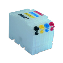 Compatible For Ricoh IPSIO SG3100 Refillable ink Cartridge With ARC Chip 5pcs compatible refillable ink cartridge with chip for ep stylus pro 9710 large format printer 9710 refillable ink cartridge