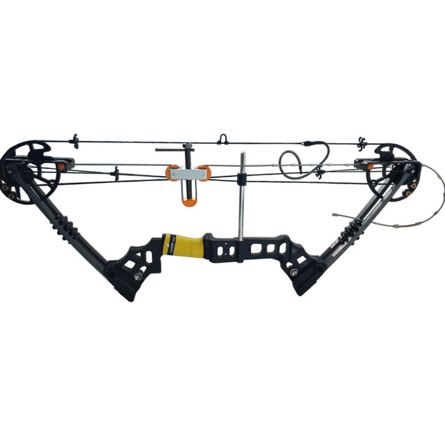 1Set Archery Compound Bow Press L Bracket Bow Release Portable Bow Press Compound Bow Outdoor Shooting Hunting Accessories