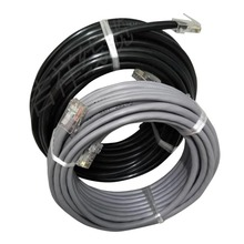 цена на FENGTAI Ethernet Cable Cat6 Lan Cable UTP CAT 6 RJ 45 Network Cable 10m/50m/100m Patch Cord for Laptop Router RJ45 Network Cable