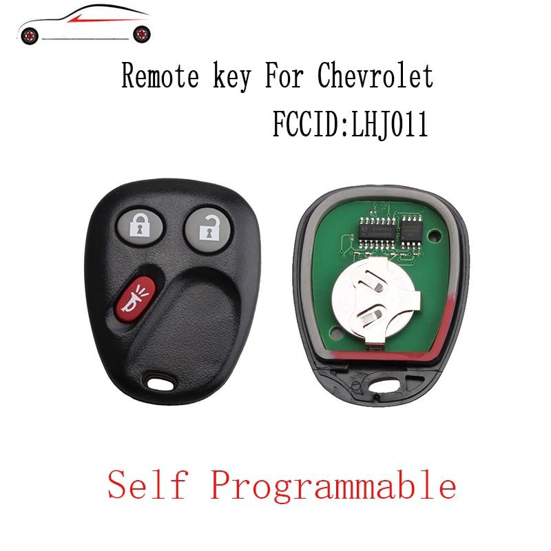GORBIN 315Mhz Remote Key Fob For Hummer H2 Chevrolet Avalanche Cadillac Escalade 2003 2004 2005 2006 LHJ011 Original keys