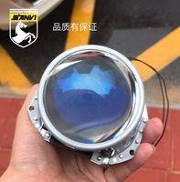 Auto Lights 3 0 Inch Bi Xenon Hella Headlamp Projector Lens Aluminum Car Hid Headlight Modify
