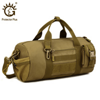 Protector Plus Nylon Outdoor Sports Gym Bag Tactical Shoulder Bag Men Women Yoga Fitness Bag Travel