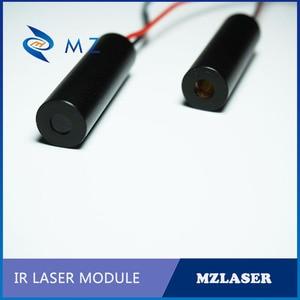 Image 3 - 8mm 1064nm 5 mw Industriële APC Gedreven Infrarood Spot Laser Module MZLASER