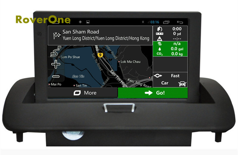 For <font><b>Volvo</b></font> S60 C40 S40 C30 <font><b>C70</b></font> V50 Pure Android 4.4 8'' Car <font><b>Radio</b></font> Stereo GPS Navigation Multimedia Head Unit Audio Video Player image