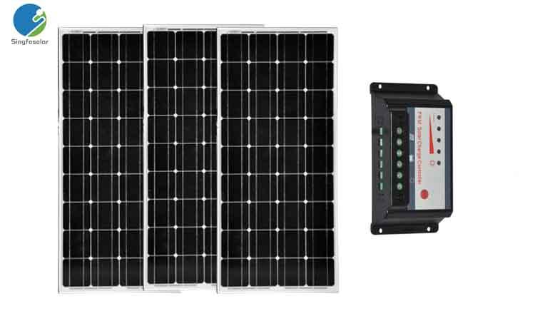 solar panel kit 300w mono
