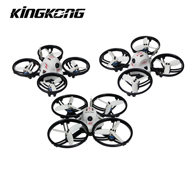 Kingkong Et Series Et100 100mm Micro Fpv Racing Drone 800tvl Camera