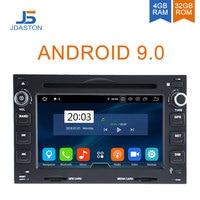 JDASTON Android 9.0 Car DVD Player For Volkswagen VW Bora Golf Polo GOLF MK3 Mk4 TRANSPORTER T5 T4 Multimedia Stereo 2 Din Radio