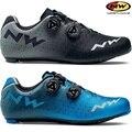 Велосипедная обувь Northwave Revolution для шоссейного велосипеда SPD SL Vent Carbon NW Lock