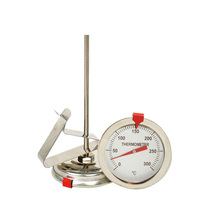 Kitchen thermometer 150mm probe length frying candy sugar for cooking