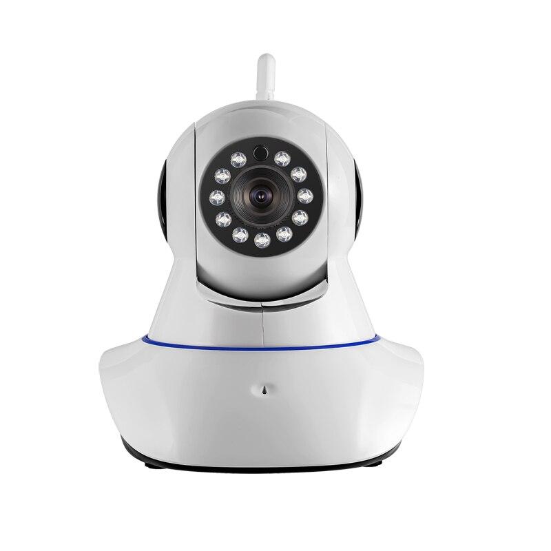 720 P WiFi IP caméra système d'alarme pour la maison système d'alarme antivol capteur alarme avec PIR capteur de mouvement capteur d'eau détecteur de fumée - 2
