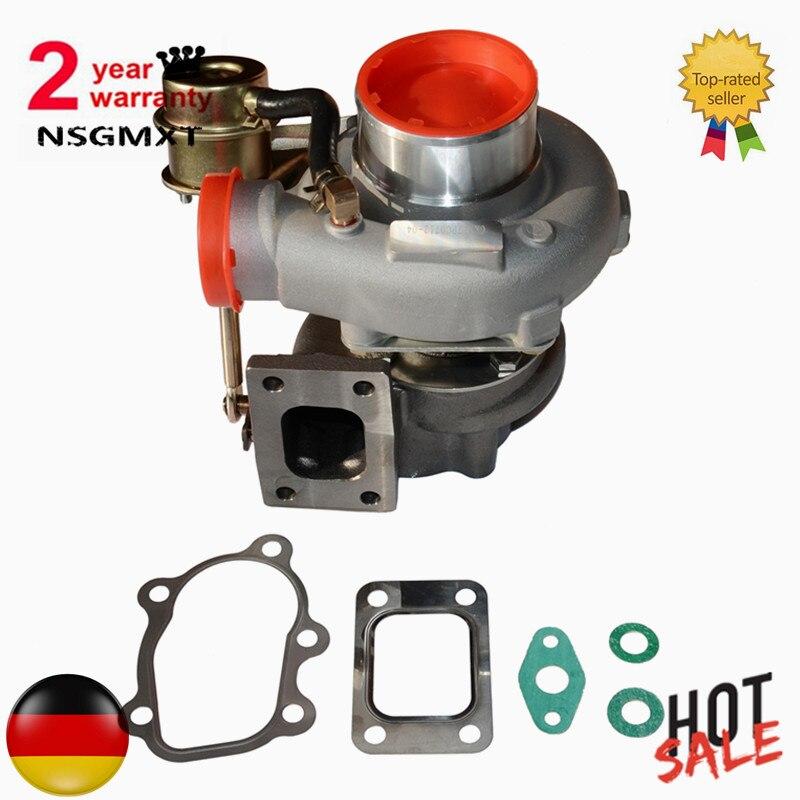 T25 T28 GT25 GT28 GT2871 GT2860 SR20 CA18DET Universale Turbo 1.8-3.0L Raffreddato Ad Acqua Piccolo Turbocompressore AR.64/AR.60 400BHP