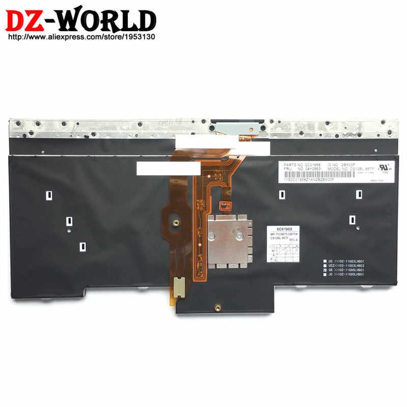 لوحة مفاتيح جديدة/أوريج توف تركية لأجهزة ثينك باد X230 X230i X230T (X230 لوحية) Klavye 04Y0563 0C01958 04X1388 04Y0674