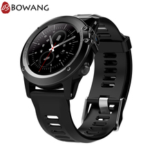 Men SIM 3G WIFI Smart Watch GPS Android IP68 Waterproof Smartwatch BOWANG BT4.0 5.0M Camera for iPhone Wearable Device W23 стоимость