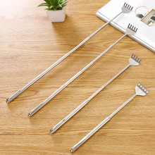droppshiping Extendable Back Scratcher Stainless Steel Telescopic Anti Itch Claw Massager Extender MFJ99