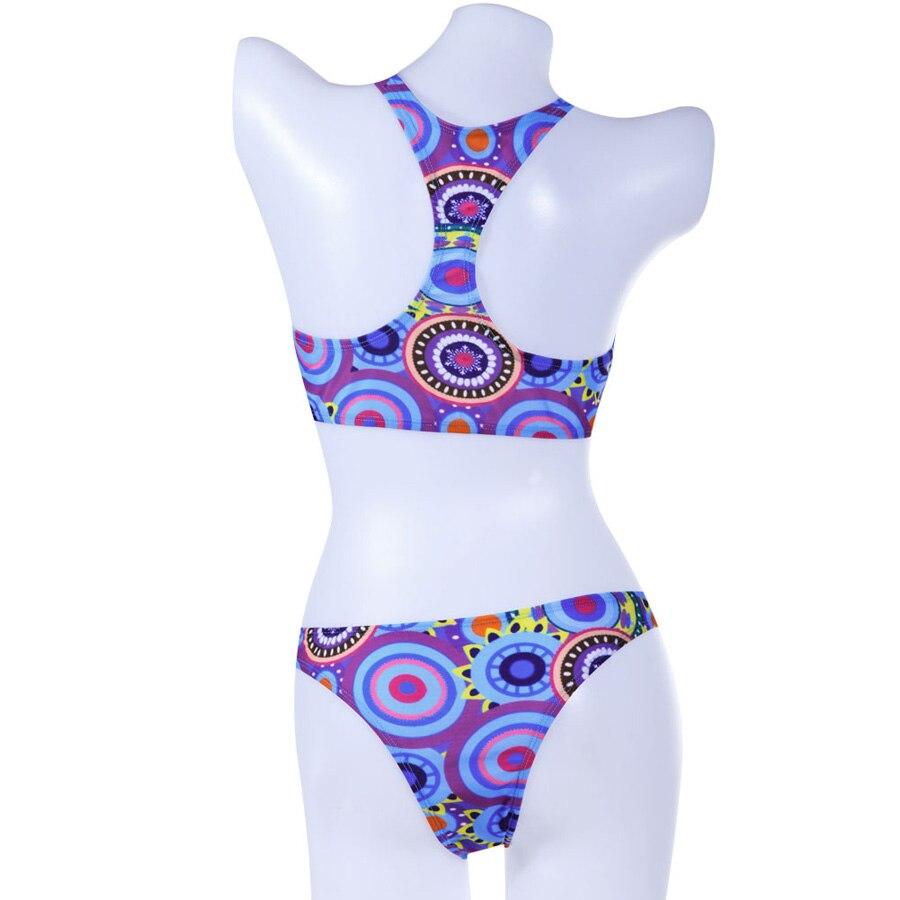 2017 Women Bikini Set Summer Bandage Push Up Padded Bathing Suits Swimwear Swimsuit Beachwear Biquini Hot Sale 5