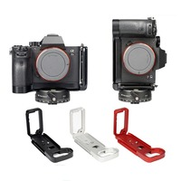 XBERSTAR L Plate Bracket Camera Hand Grip Camera Holder For SONY A7M3 A9 A7R3 Stand