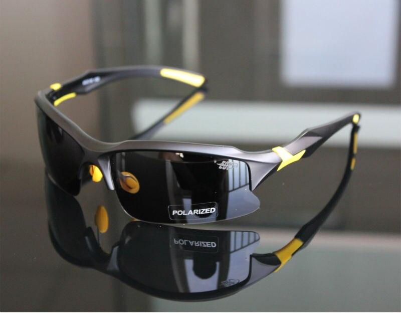 Neue Berufs Polarisierte Radsportbrille Bike Sports Fahrrad Sonnenbrille UV 400 STS016