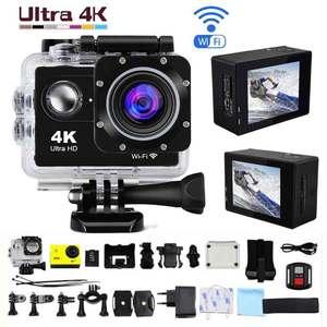 Ultra HD 4K Action Camera WiFi