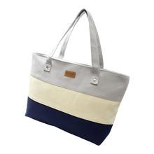 Big Beach Canvas Lady Handbag