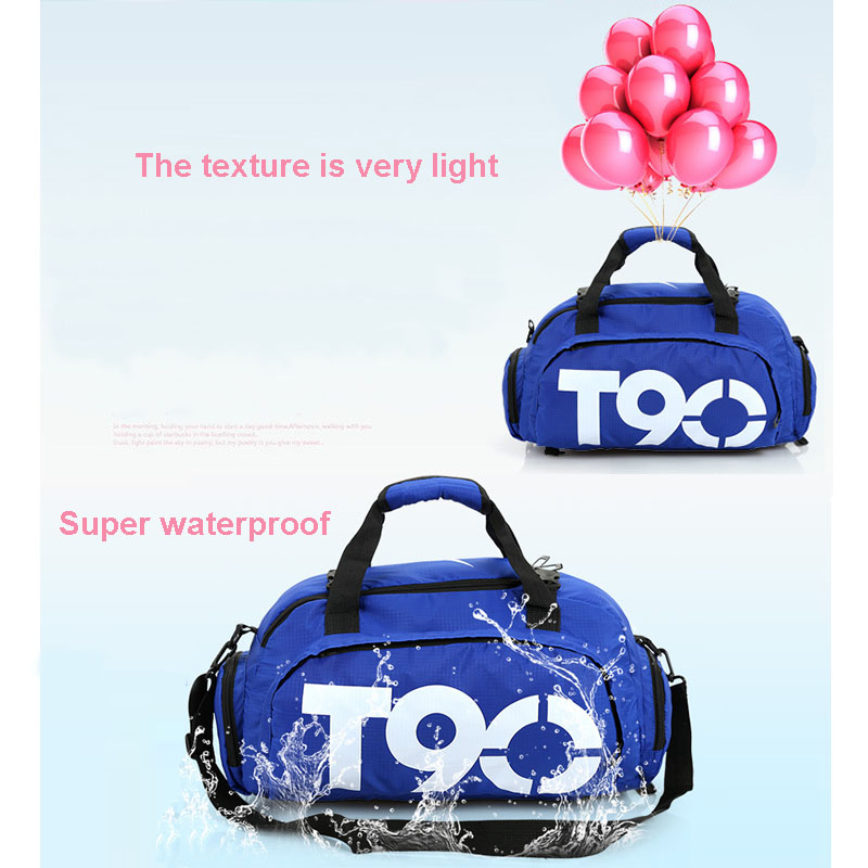 Adults Multifunctional Durable Gym Fitness Yoga Skiing Snowboard Shoulder Bag Backpack Outdoor Sports Camping Hiking Tools