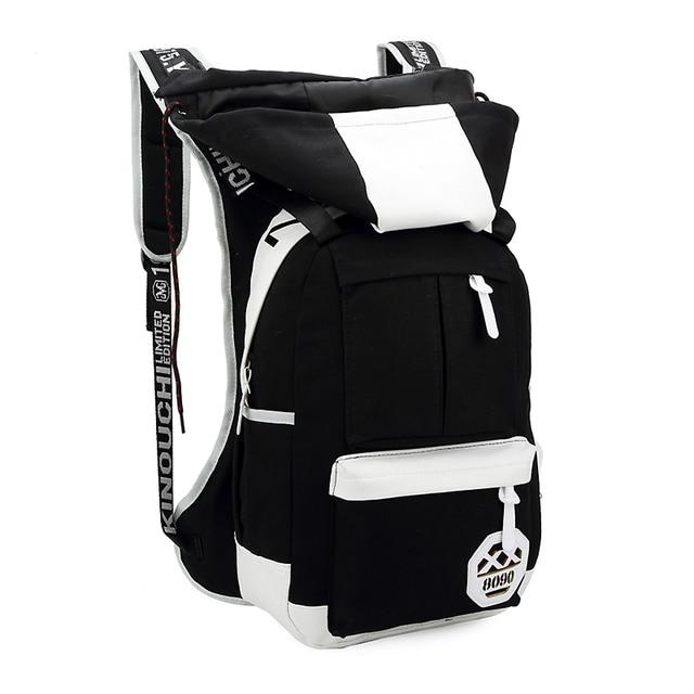 41b5b5750561 ZIRANYU Stitching Middle High backpack