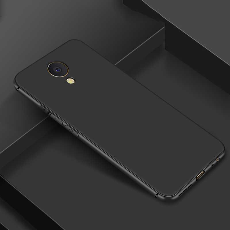 HereCase Couverture Pour Meizu M6S Étui Souple Mat Étuis de Téléphone Pour Meizu Pro 7 Plus M6 Note M5 MX6 Pro 5 6 6s M1 Métal U10 U20 M5S