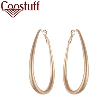 Gold Hoop Earrings Women Vintage Jewelry Wholesale Long Dangle pendientes brincos Hotsale earrings for 2019