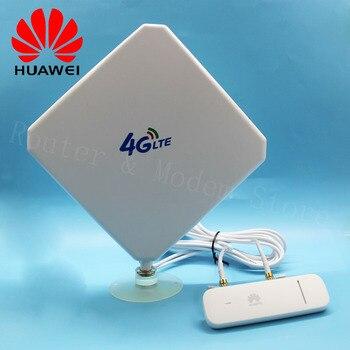 Desbloqueado Huawei E3372 E3372h-607 con antena 4G LTE 150 Mbps USB módem  LTE 4G USB Dongle E3372h-607