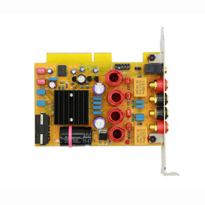 Image 3 - TPA3116D2 Audio Amplifier Receiver HiFi Stereo Digital amplifier card 50W*2 Hollow inductance upgrade amplificador Board