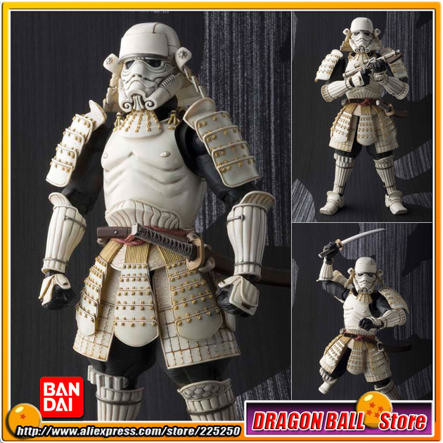 Star Wars Original BANDAI Tamashii Nations Meisho MOVIE REALIZATION Action Figure - Ashigaru Stormtrooper