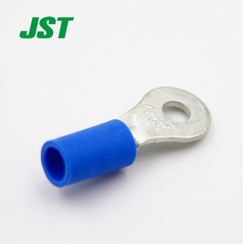 100pcs V2-3 plug and socket JST connector raw spot cold pressed single granule