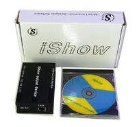iShow V3.0 Ethernet Stage Laser Light Software 64 bit and USB To ILDA Box for stage laser