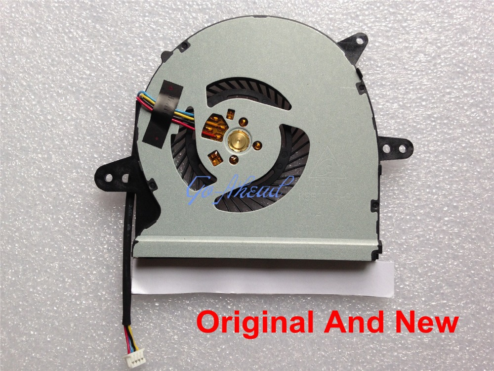 New Notebook CPU Cooler Fan For ASUS X401U X501U X401V X501V For DELTA KSB0705HB CA72 DC5V 0.4A 13GNMO10M070-1 DQ5D597G000