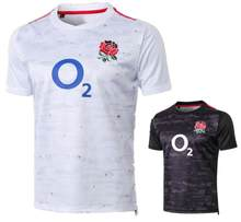 98fb02ed382 2018 2019 rugby rugby jerseys home away england shirt size S-3XL(China)