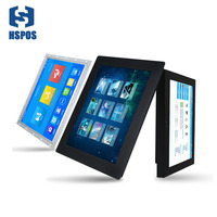 Newest 15.6 Inch LED Display Monitor Support Desktop Wall Hang and Embedding In Machine