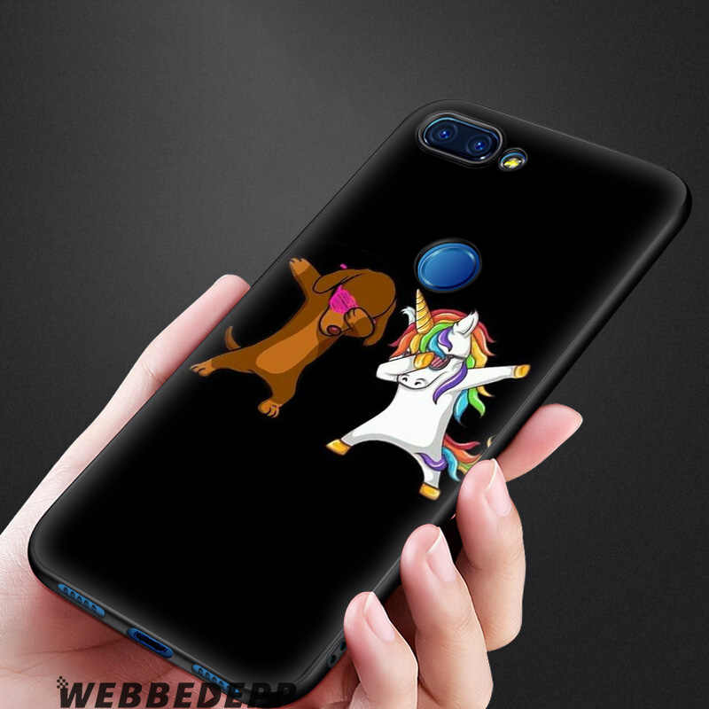 Webbedepp Dachshund Doberman Dog Soft Case untuk Xiaomi 9 8 Se 6 A1 A2 Lite MIA1 MIA2 Lite MI8 MI6 max 3 Pocophone F1