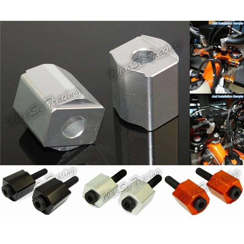 Мотоцикл Руль управления для мотоциклов подняться кронштейн комплект для KTM 1050 1090 1190 1290 Приключения