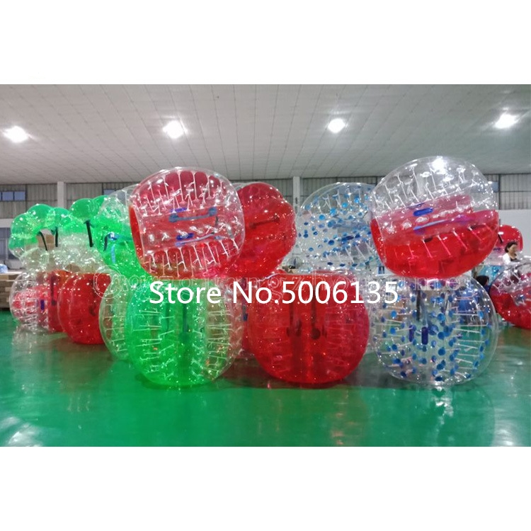 Antistress Air Bubble Soccer Zorb Ball stress relief toys 1.0m for children Air Bumper Ball Inflatable Football,Zorb Ball - 5