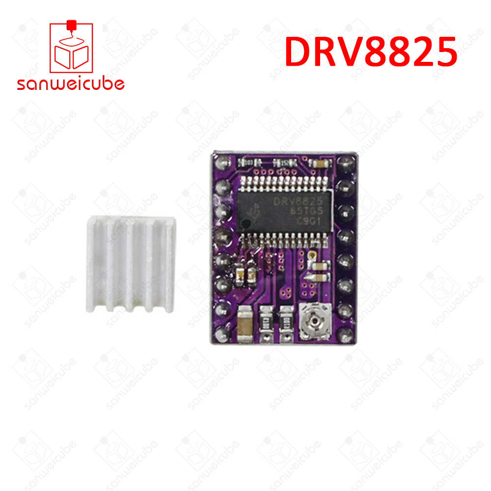 Detail Feedback Questions about 3D Printer Stepstick Drv8825