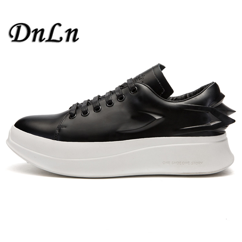Brand Men Casual Fashion Flat Height Increasing Elevator Taller Shoes Elevated Luxury Brand Designer Shoes Sneakers D30