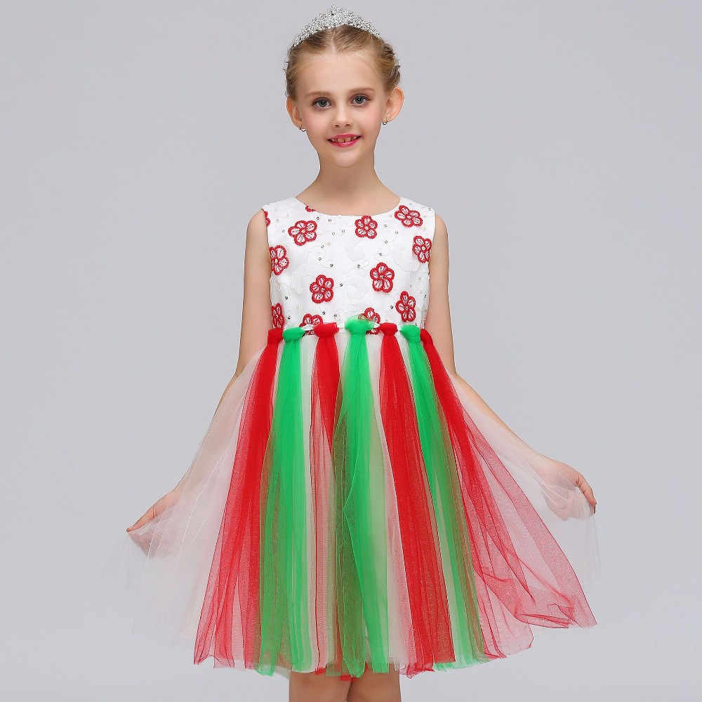 Lace Appliques Beaded   Flower     Girl     Dresses   Kids Evening Gowns For Wedding First Communion   Dresses   vestido comunion