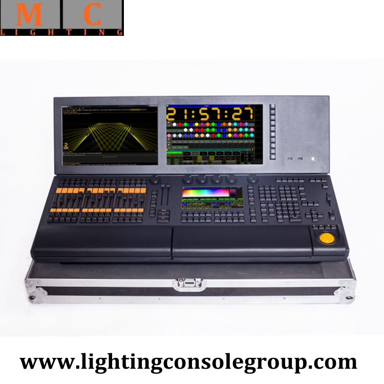 Best New  DMX controller  MA2 dj console with flycase