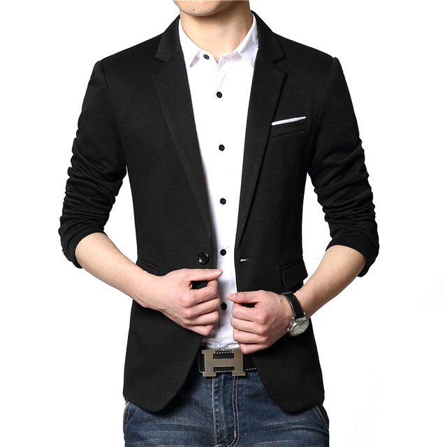 Aliexpress.com : Buy New Fashion Blazer Men British Style High ...