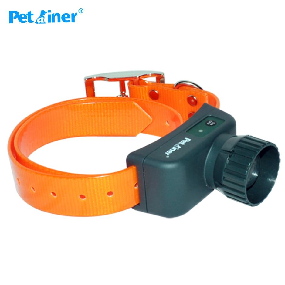 Ev ve Bahçe'ten Eğitim yaka'de Petrainer 910 500 M 9 Seviye lcd ekran Uzaktan Su Geçirmez ve Şarj Edilebilir Elektrikli Pet Köpek Eğitim Ürünleri Şok Titreşim Yaka'da  Grup 2