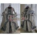 Мария Антуанетта Барокко Платье Взрослых Женщин Средневековый Хэллоуин Косплей Костюм Причудливого Платья Бальное платье