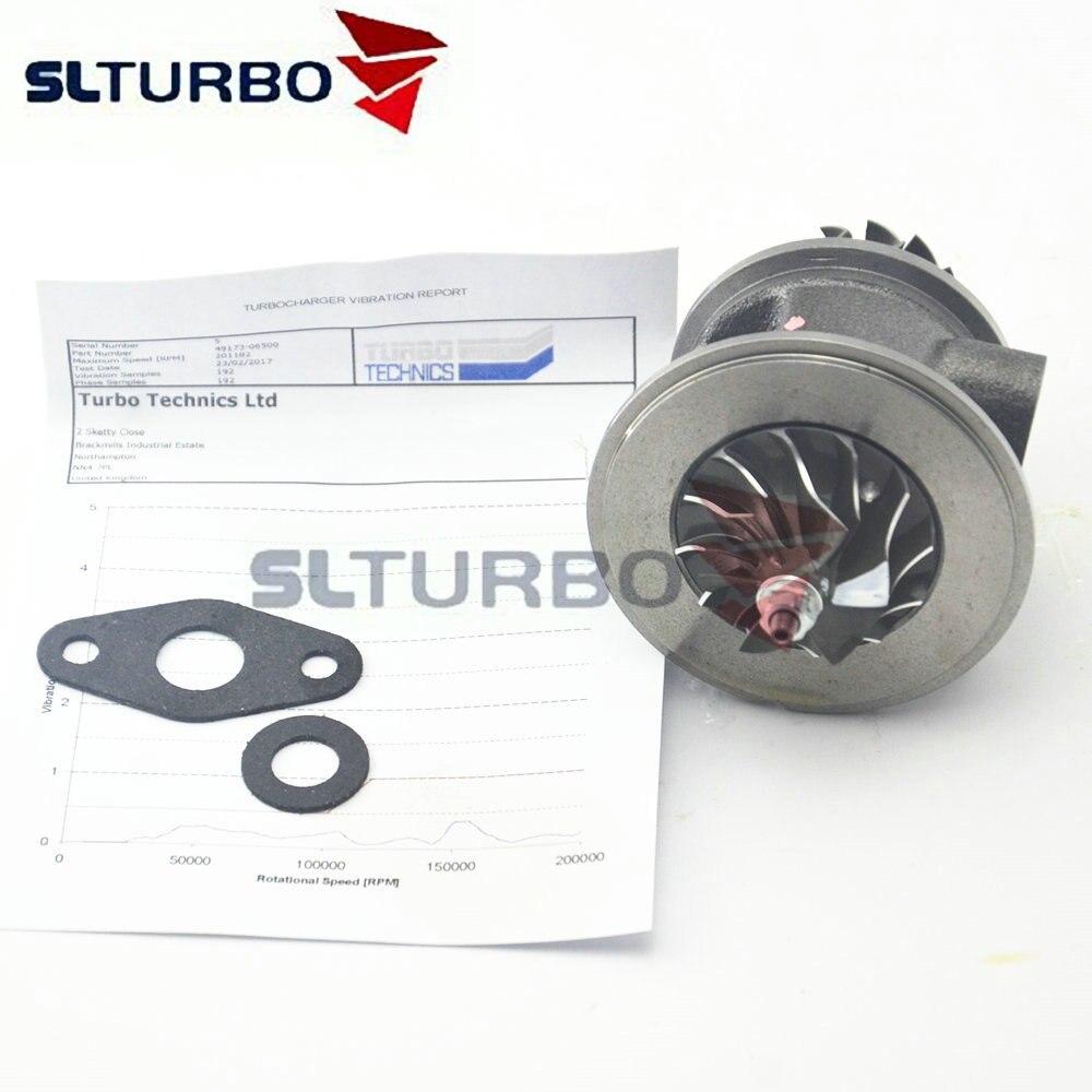 Turbo Cartridge Balanced 49173-06503 TD02 TD025M For Opel Astra G 1.7 DTI Y17DT(L) 55 Kw 75 HP - Turbine Core 97185241 CHRA NEW