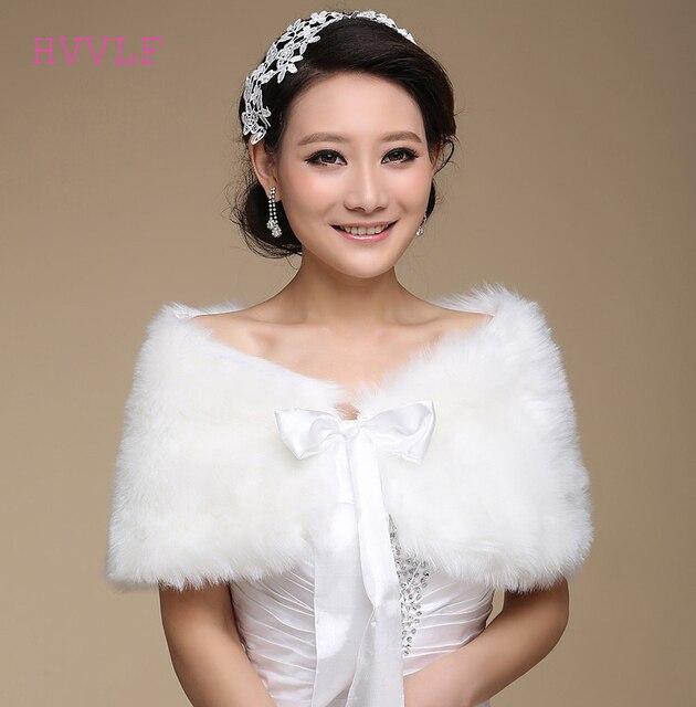 Hot High Neck Long Sleeves Wedding Jacket White Black Plus Size Bridal Jackets