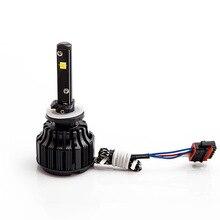 8-48V/DC IP67 880 Auto Cree Headlights 6000k 30W LED Head Lamp Bulb External Light High Power High Beam Low Beam Strong Bright